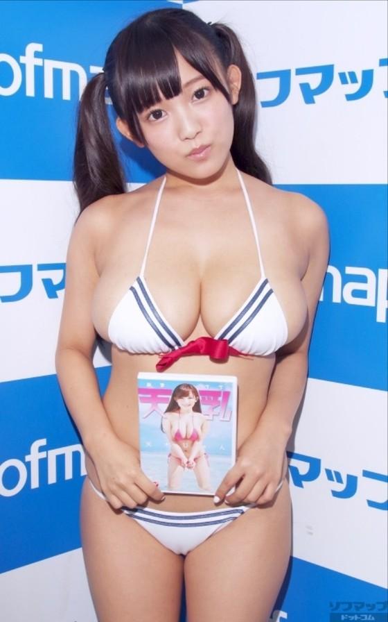 天木じゅん DVD天乳のソフマップPRイベント 画像30枚 11