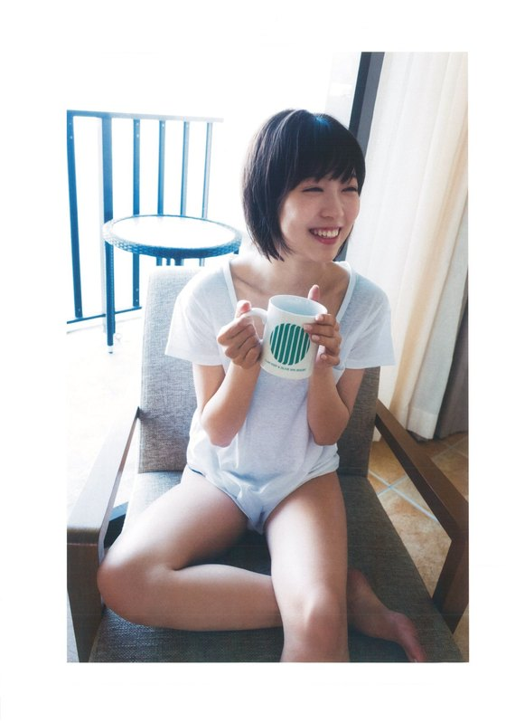 渡辺美優紀 スタイルブックのDカップ水着グラビア 画像22枚 14