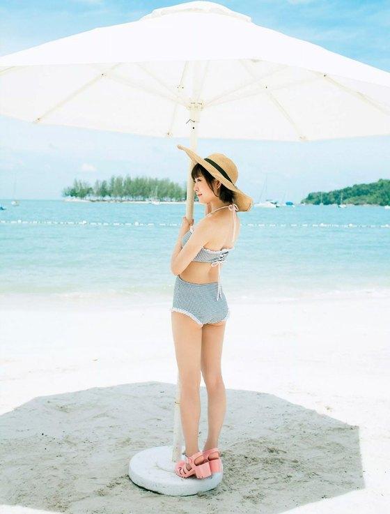 渡辺美優紀 スタイルブックのDカップ水着グラビア 画像22枚 5