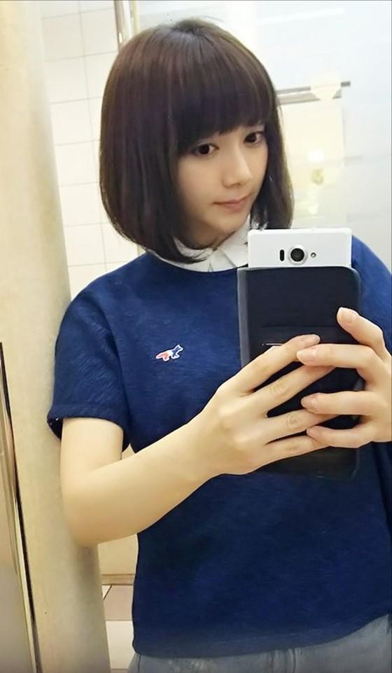 今井成美 吉本新喜劇の美人座員自画撮り 画像20枚 4