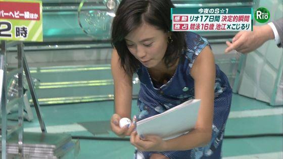 小島瑠璃子 Eカップ胸チラを披露した五輪特集番組キャプ 画像16枚 1