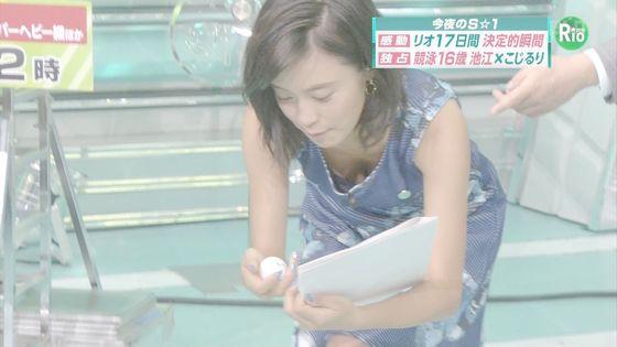 小島瑠璃子 Eカップ胸チラを披露した五輪特集番組キャプ 画像16枚 4