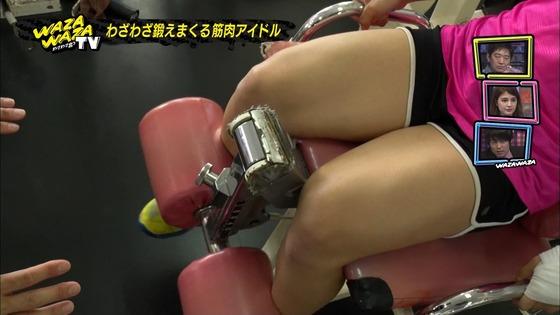 才木玲佳 筋肉アイドルの全開腋&上腕二頭筋キャプ 画像21枚 8