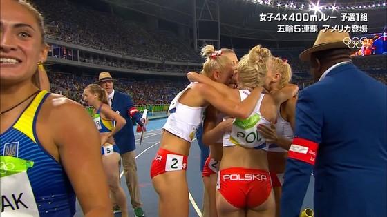 リオ五輪美女アスリート達のチラリや食い込みキャプ 画像32枚 16