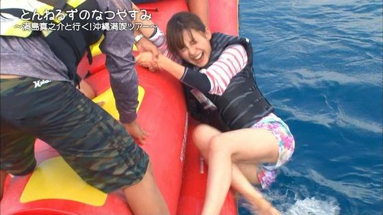 宮司愛海 とんねるず番組の太もも&腋チラキャプ 画像27枚 12