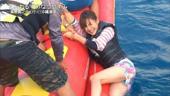 宮司愛海 とんねるず番組の太もも&腋チラキャプ 画像27枚 15