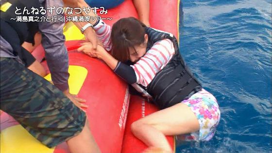 宮司愛海 とんねるず番組の太もも&腋チラキャプ 画像27枚 18