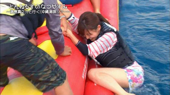 宮司愛海 とんねるず番組の太もも&腋チラキャプ 画像27枚 19