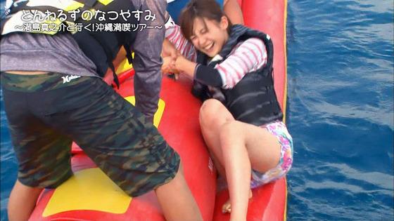 宮司愛海 とんねるず番組の太もも&腋チラキャプ 画像27枚 1