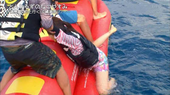 宮司愛海 とんねるず番組の太もも&腋チラキャプ 画像27枚 22