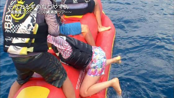宮司愛海 とんねるず番組の太もも&腋チラキャプ 画像27枚 23