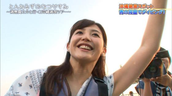 宮司愛海 とんねるず番組の太もも&腋チラキャプ 画像27枚 25
