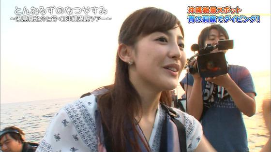 宮司愛海 とんねるず番組の太もも&腋チラキャプ 画像27枚 27