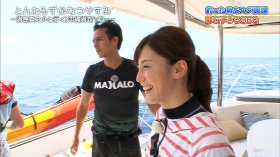宮司愛海 とんねるず番組の太もも&腋チラキャプ 画像27枚 3