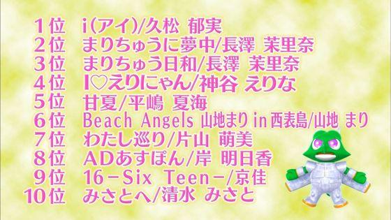 ランク王国DVD売上げTOP10のおっぱい祭り谷間キャプ 画像36枚 2