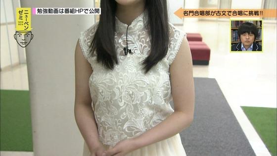 橋本環奈 テストの花道のDカップ着衣おっぱいの膨らみキャプ 画像30枚 4