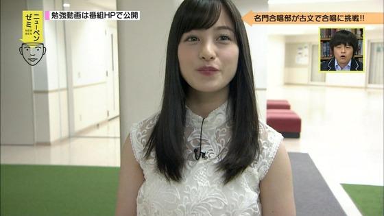 橋本環奈 テストの花道のDカップ着衣おっぱいの膨らみキャプ 画像30枚 6