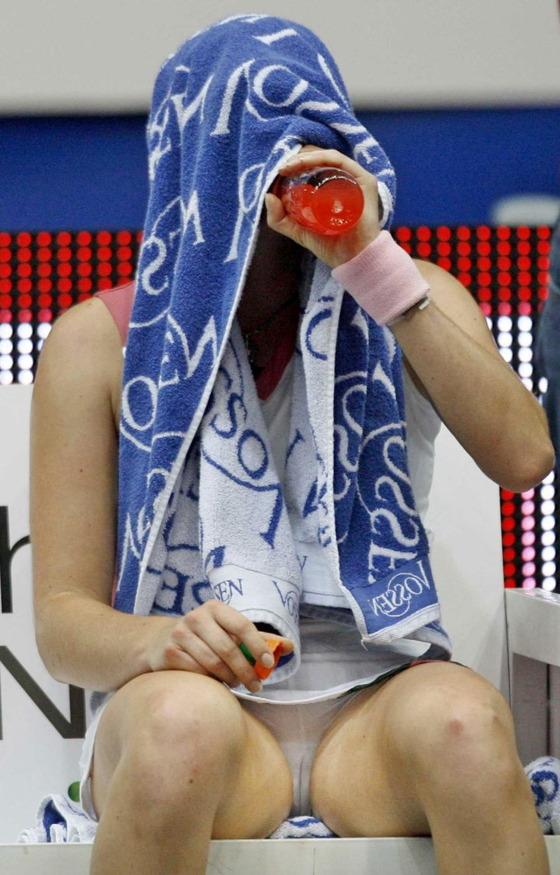 女子テニスプレイヤー達の股間に食い込んだマン筋 画像32枚 13