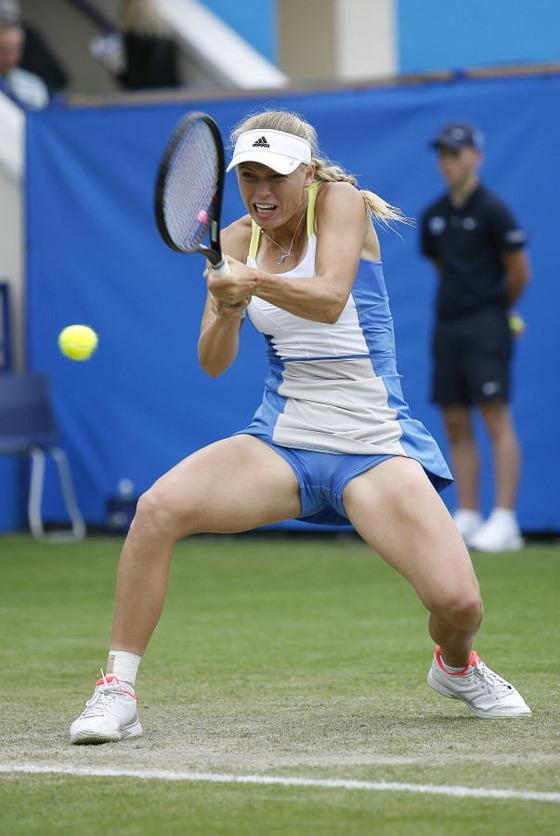 女子テニスプレイヤー達の股間に食い込んだマン筋 画像32枚 18