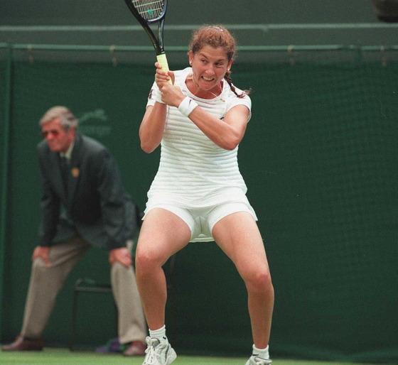女子テニスプレイヤー達の股間に食い込んだマン筋 画像32枚 27