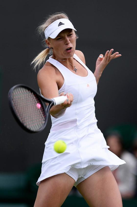 女子テニスプレイヤー達の股間に食い込んだマン筋 画像32枚 29