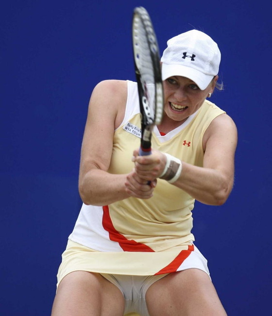 女子テニスプレイヤー達の股間に食い込んだマン筋 画像32枚 4
