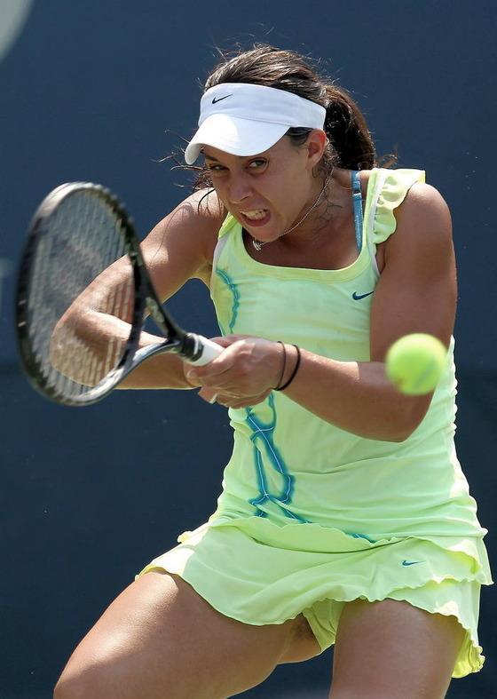 女子テニスプレイヤー達の股間に食い込んだマン筋 画像32枚 7
