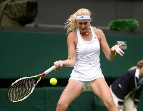 女子テニスプレイヤー達の股間に食い込んだマン筋 画像32枚 9
