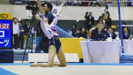 土橋ココ リオ五輪閉会式動画の現役女子校生新体操選手 画像13枚 10