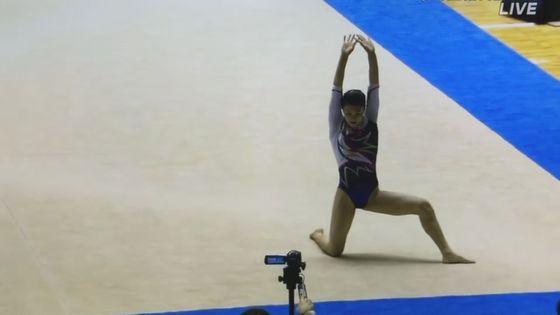 土橋ココ リオ五輪閉会式動画の現役女子校生新体操選手 画像13枚 4