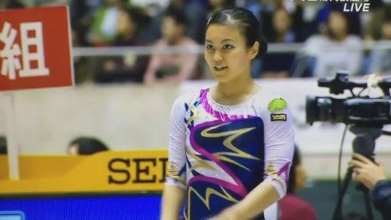 土橋ココ リオ五輪閉会式動画の現役女子校生新体操選手 画像13枚 7