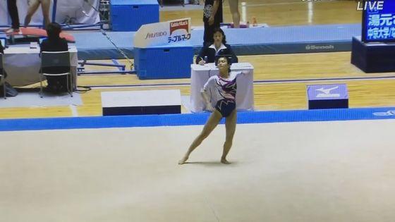 土橋ココ リオ五輪閉会式動画の現役女子校生新体操選手 画像13枚 9
