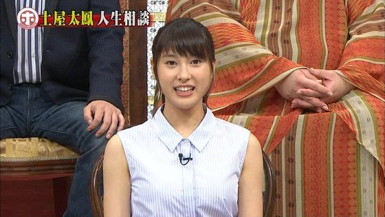 土屋太鳳 ホンマでっか!?TVのDカップ着衣巨乳&腋チラキャプ 画像30枚 6