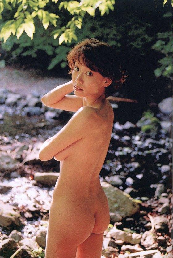 細川ふみえ フラッシュ袋とじの熟女ヌードグラビア 画像25枚 14