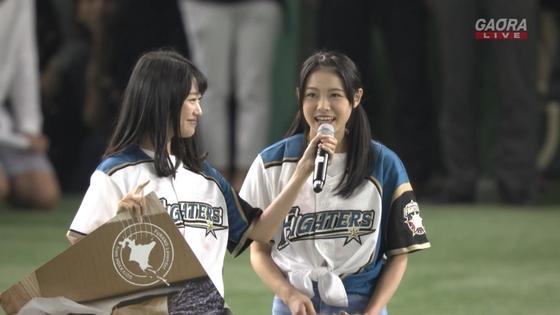 長谷川玲奈 プロ野球の始球式で披露した太ももキャプ 画像31枚 1