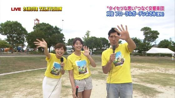 長谷川玲奈 プロ野球の始球式で披露した太ももキャプ 画像31枚 21