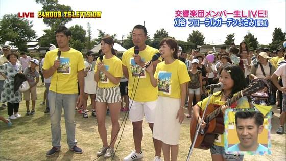 長谷川玲奈 プロ野球の始球式で披露した太ももキャプ 画像31枚 22