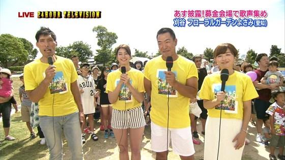 長谷川玲奈 プロ野球の始球式で披露した太ももキャプ 画像31枚 24