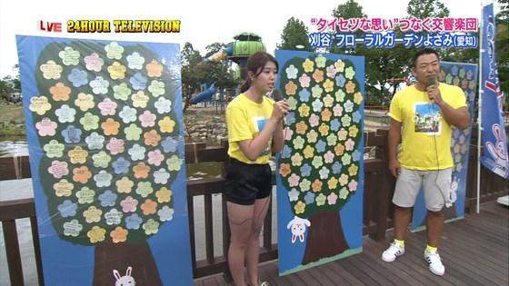 長谷川玲奈 プロ野球の始球式で披露した太ももキャプ 画像31枚 31