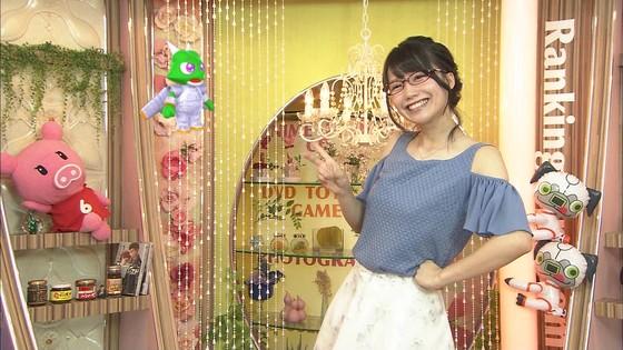 加藤里保菜 ランク王国のメガネなしコスプレ姿キャプ 画像30枚 15