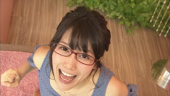 加藤里保菜 ランク王国のメガネなしコスプレ姿キャプ 画像30枚 21