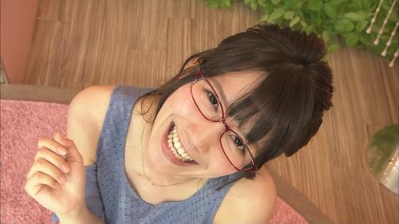 加藤里保菜 ランク王国のメガネなしコスプレ姿キャプ 画像30枚 23