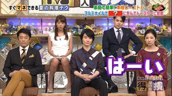 岡副麻希 パンチラ&太もも+美脚がセクシーなキャプ 画像25枚 24