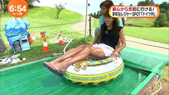 岡副麻希 パンチラ&太もも+美脚がセクシーなキャプ 画像25枚 2