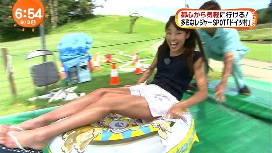 岡副麻希 パンチラ&太もも+美脚がセクシーなキャプ 画像25枚 3