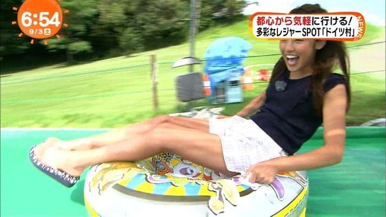 岡副麻希 パンチラ&太もも+美脚がセクシーなキャプ 画像25枚 4
