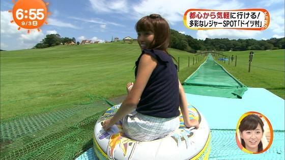 岡副麻希 パンチラ&太もも+美脚がセクシーなキャプ 画像25枚 5