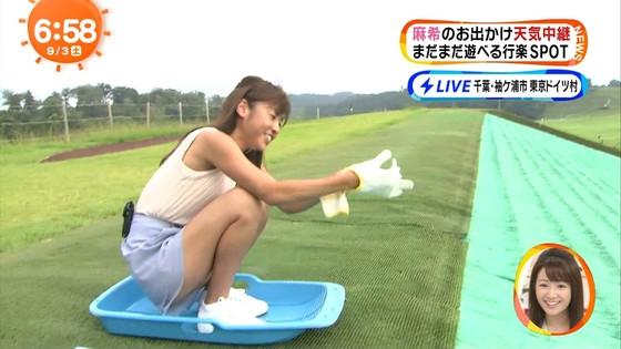 岡副麻希 パンチラ&太もも+美脚がセクシーなキャプ 画像25枚 8