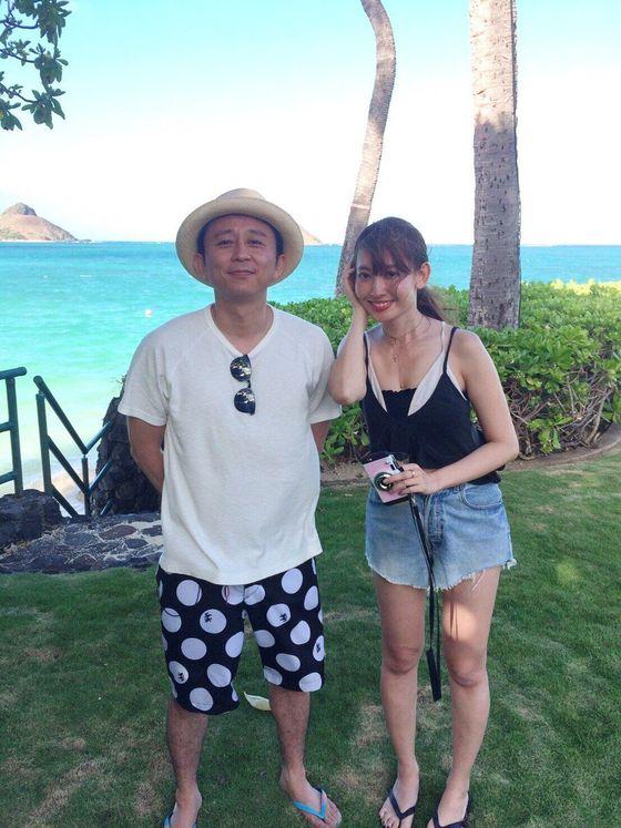 小嶋陽菜 有吉の夏休み2016の変態水着Dカップキャプ 画像18枚 15