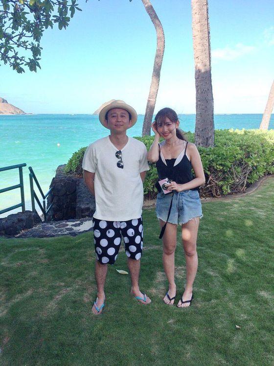 小嶋陽菜 有吉の夏休み2016の変態水着Dカップキャプ 画像18枚 16